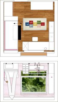 Zimmer4kinder verzaubert kinderzimmer for Innenarchitektur pro quadratmeter